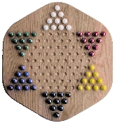 Chinese Checkers XL for 6 (Tabletop)